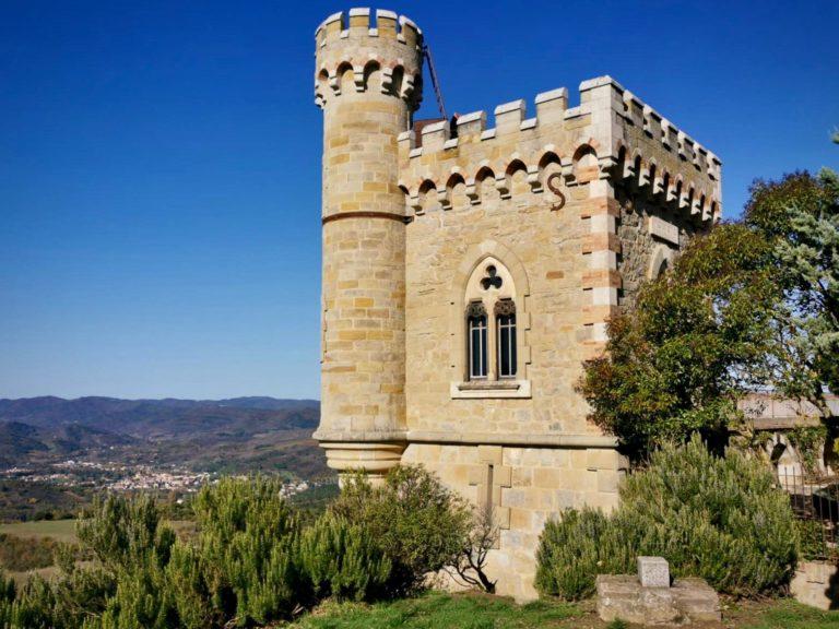 Tour Magdala à Rennes-le-Chateau